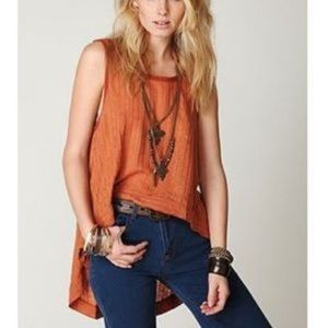 Free people New Romantics tank